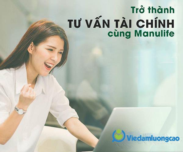 Đăng ký trở thành đại lý bảo hiểm Manulife